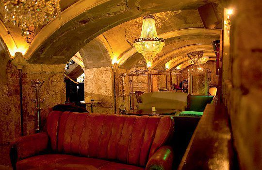Mendeleev Bar