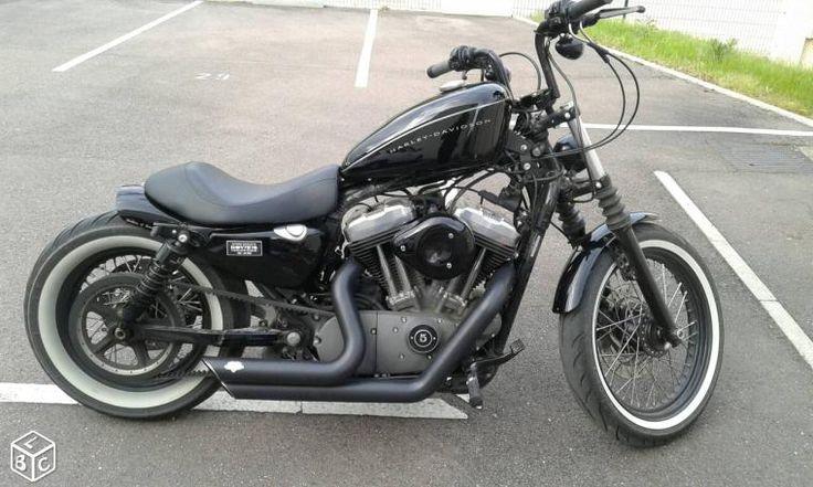 Harley davidson 1200 nightster sportster