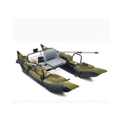 Pontoon boat fly fishing inflatable raft paddle fishing for Inflatable pontoon boat fishing
