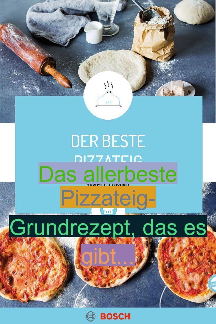 Pizzateig 24 Stunden