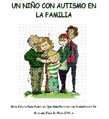 Un niño con autismo en la familia.