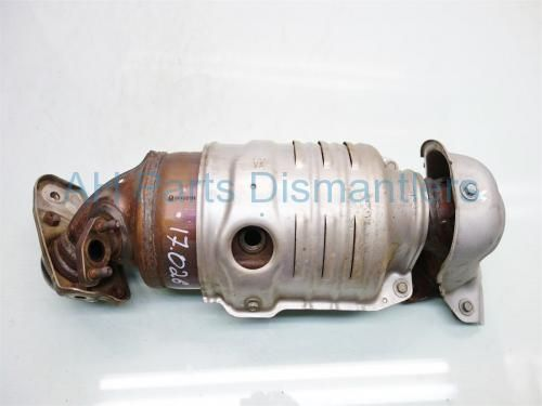Used 2013 Honda Civic EXHAUST MANIFOLD  18160-R2A-M00 18160R2AM00. Purchase from https://ahparts.com/buy-used/2013-Honda-Civic-EXHAUST-MANIFOLD-18160-R2A-M00-18160R2AM00/124717-1?utm_source=pinterest