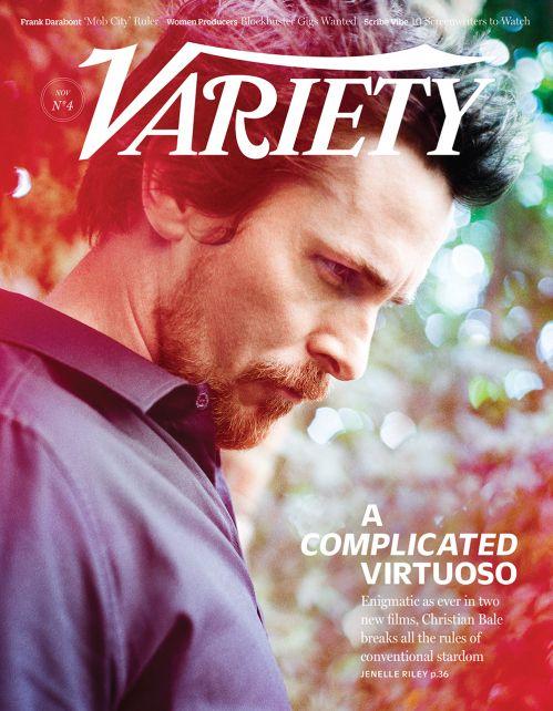 Christian Bale - Variety