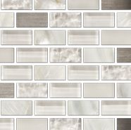 Coral Springs Mix Stone Glass Tile My Design Style
