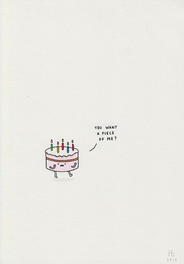Cute Minimalist Cartoons That Will Brighten Your Day