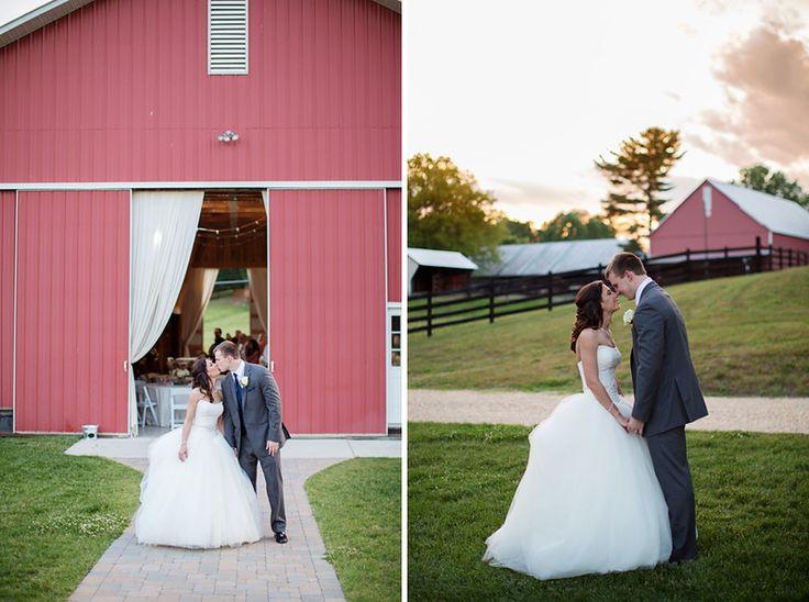 Robin Hill Farm On The Eastern Shore Of Maryland Is Not Far From Washington DC Barn Wedding VenueRustic