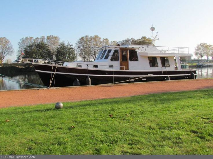 Dutch Trawler Alm Trawler for sale, 14.20m, 1990 | Boatshed Bourgogne