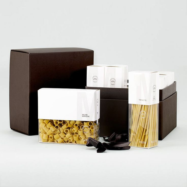 Packaging and gift boxes Pasta Mancini