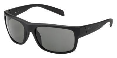 Native Eyewear Ashdown Polarized Sunglasses - Matte Black/Gray