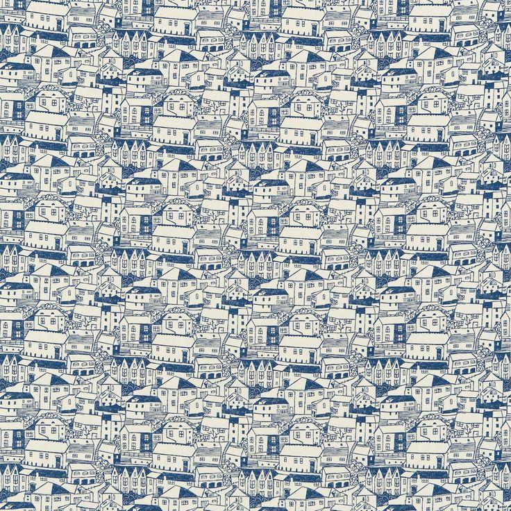 Sanderson St Ives fabric