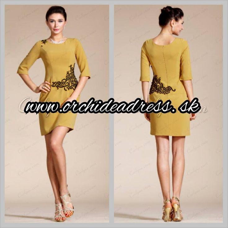 CARLYNA | koktailové šaty | spoločenské šaty Carlyna C35141403 | orchideadress