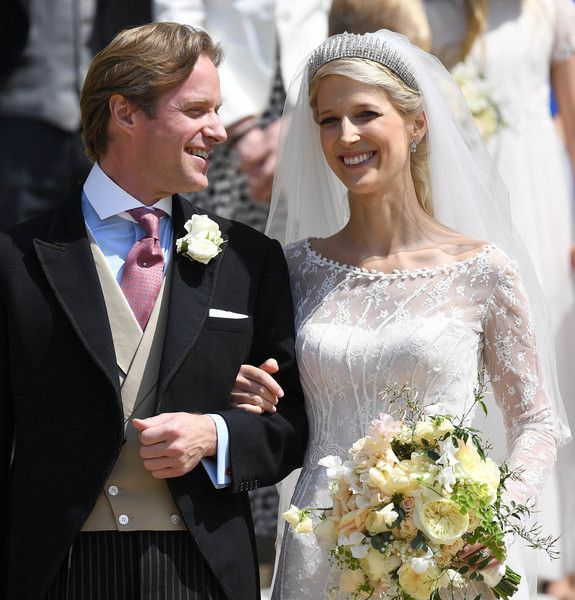 Prince Michael Of Kent Photos Photos: The Wedding Of Lady