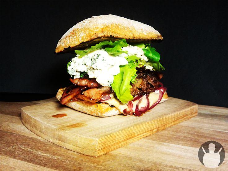 Big Ben Burger | MR. CHEF - COOK'S BLOG