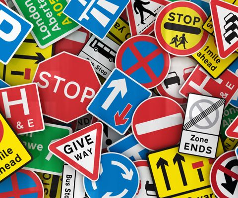 Getting to grips with motorway driving - ingenie® Young Driver's Guide