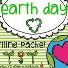 Earth Day Writing Packet {Freebie} includes writing activities with an Earth Day/Environment theme. Included in the packet:  Recycle means . . . wr...