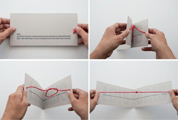 wedding invitation by Christina Moralego