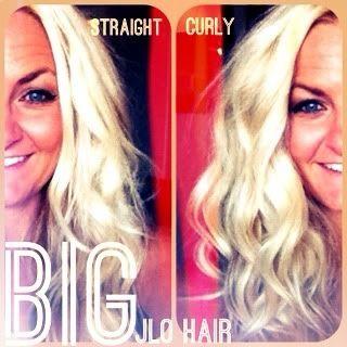 Ashley Morgan Jackson: Jennifer Lopez Big Hair Tutorial