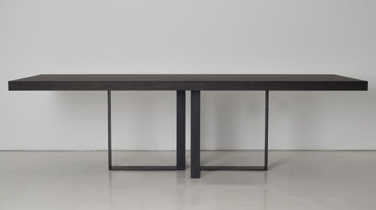 Saint Malo Table by Belgian Company  Interni Edition - Designer Janine Vandebosch