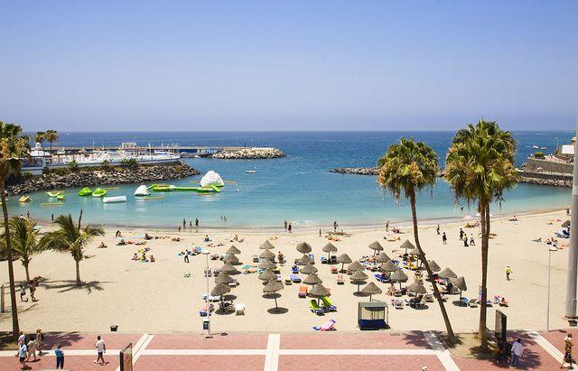 Tenerife sunshine