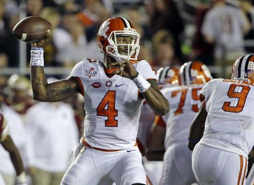 Clemson quarterback & Gainesville native, Deshaun Watson believes he is the best player in the country no matter what the Heisman Trophy voters say...