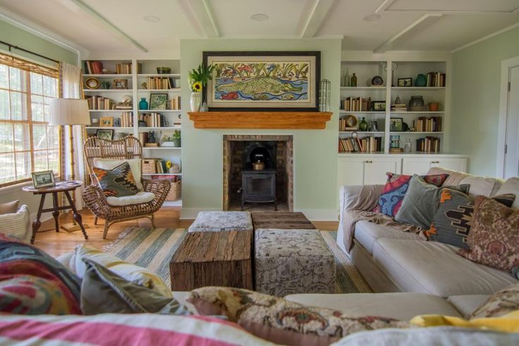 From Loft Living to a 'Home Town' Home