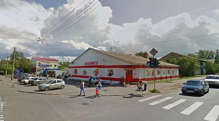 Russian Grocery Store ~ Arkhangelsk, Arkhangelsk Oblast~GSV | Google Earth Community Forums  http://googleearthcommunity.proboards.com/thread/1878/russian-grocery-store-arkhangelsk-oblast