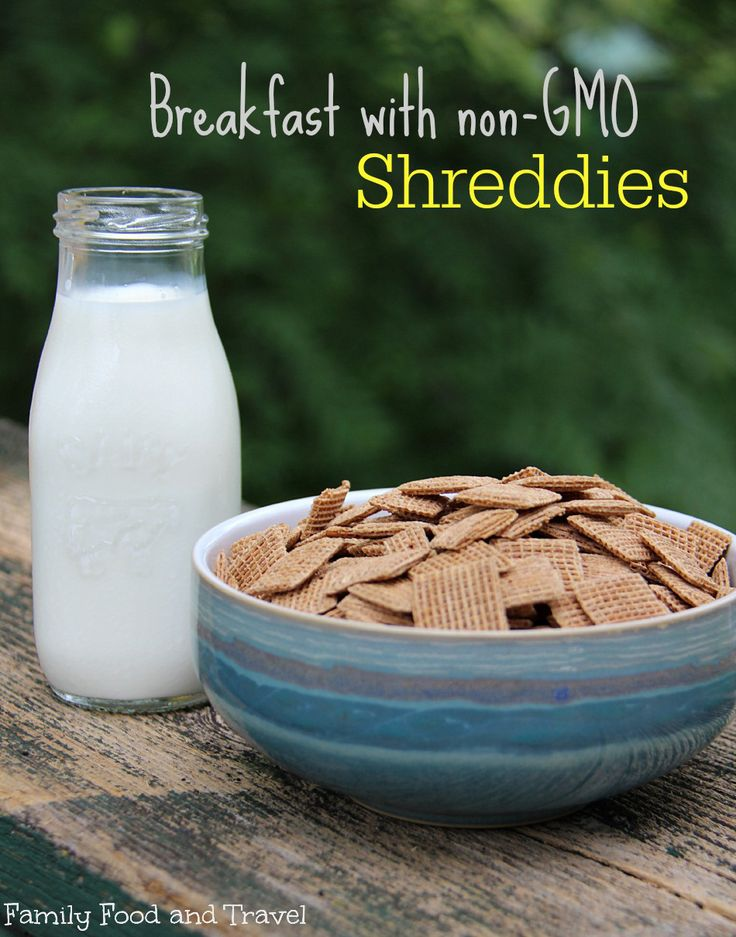 Back to School with Non GMO Shreddies - Family Food And Travel