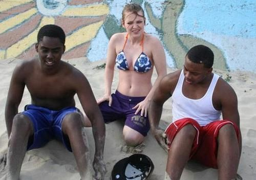 Springbreak  Interracial Vacation  Pinterest  My Wife -6002