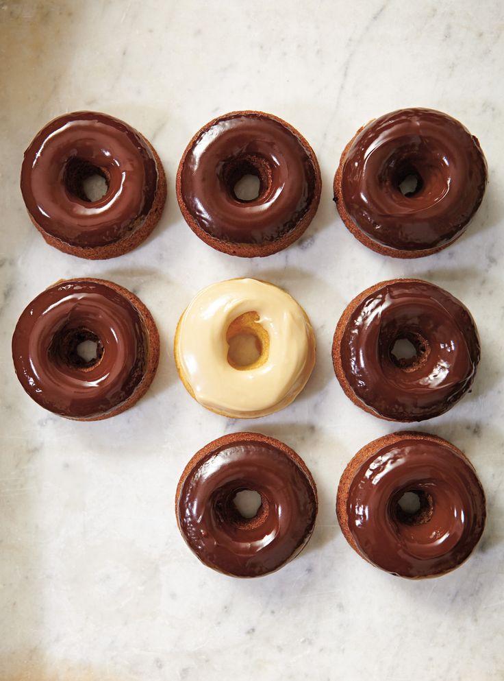 Ricardo's recipes : Oven-baked doughnuts