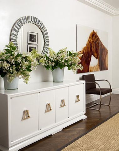 Eric Cohler Fresh Floral Arrangements Of Course Brighten Any Room This Was