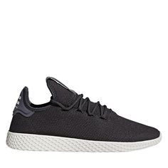 Men's Tennis HU Carbon Black Sneaker