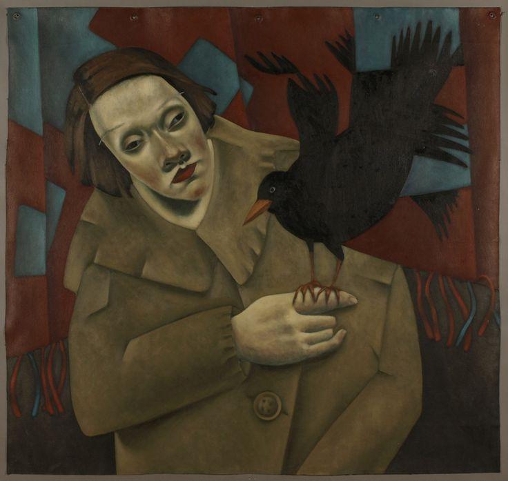 Viky Garden | Blackbird | The Art Spirit Gallery