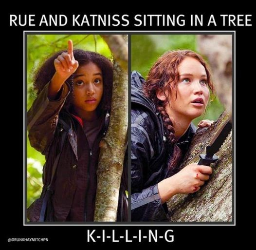 Hunger Games Humor / Funny