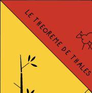 LE THÉORÈME DE THALES