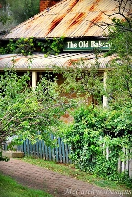 The Old Bakery Cottage Berrima NSW 7th- 8th September 2013