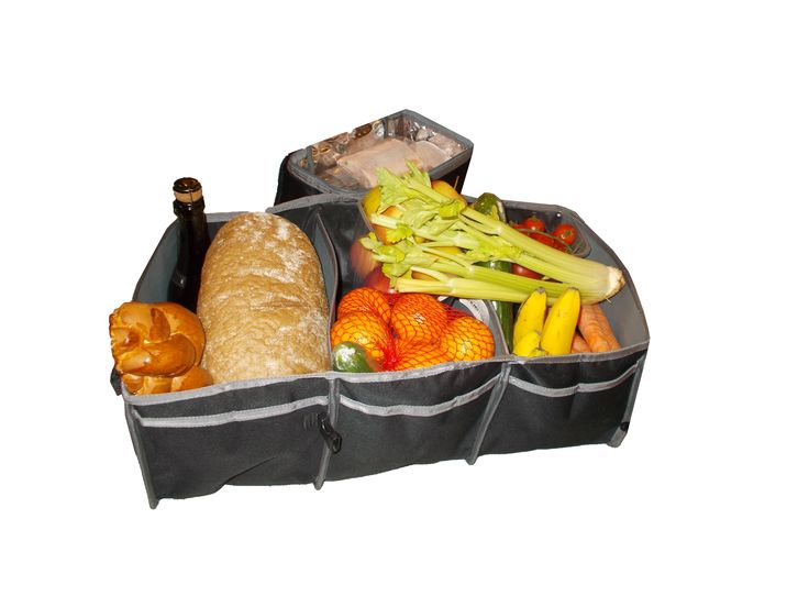 Multipurpose use. The DAforCAR Trunk Organizer Cooler is great for storage the groceries, cold drinks but it is suitable to storage any other cargo. http://www.amazon.com/Trunk-Organizer-Cooler-Isolating-Collapsible/dp/B01BLSINZ8 www.daforcar.com