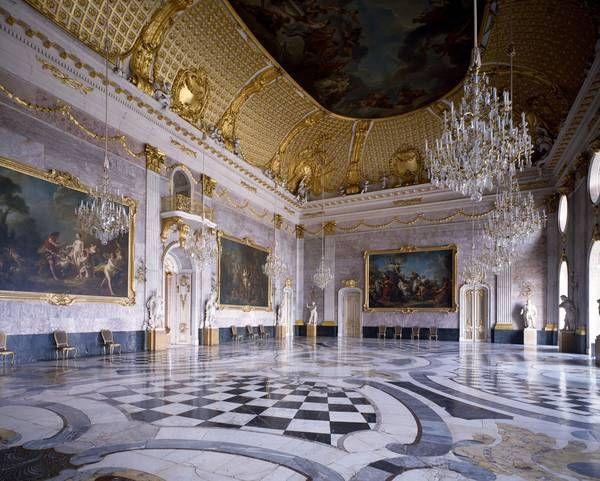 Neues Palais:Stiftung Preußische Schlösser und Gärten