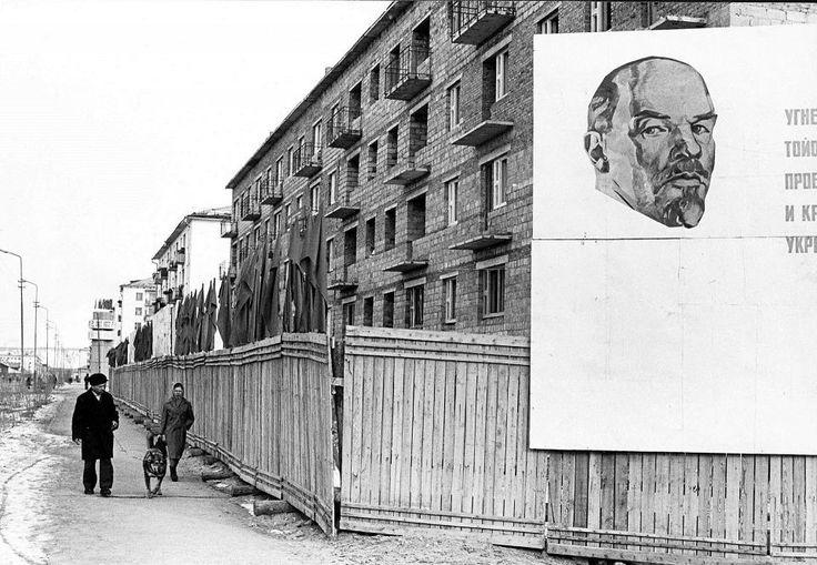 Lähiö Neuvostoliitossa vuonna 1979.