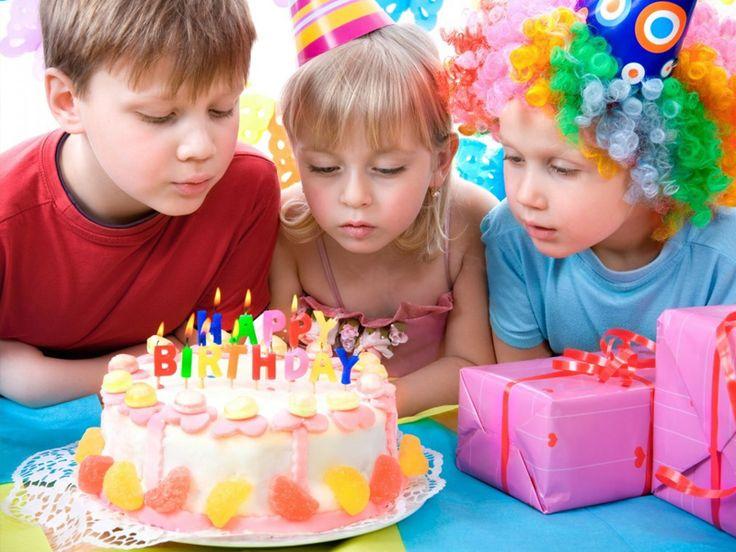 День рождения 5 лет: 10 игр и конкурсов для домашнего праздника