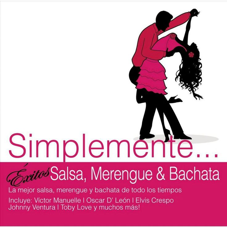 Various Artists - Simplemente...Éxitos: Salsa, Merengue & Bachata (CD)