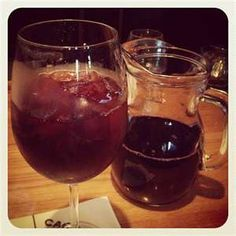 Carrabba's Italian Grill Copycat Recipes: Blackberry Sangria....this could be dangerous!