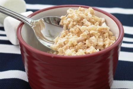 Mini Rice Krispies Treat Bowl