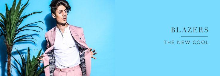 Buy Tuxedo, Bandhgala, Formal, Linen Blazers For Men | Mr Button
