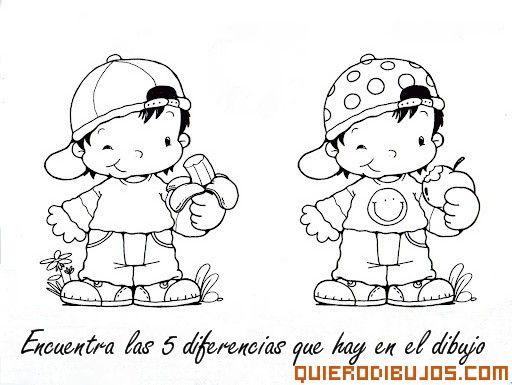 Encontrar diferencias
