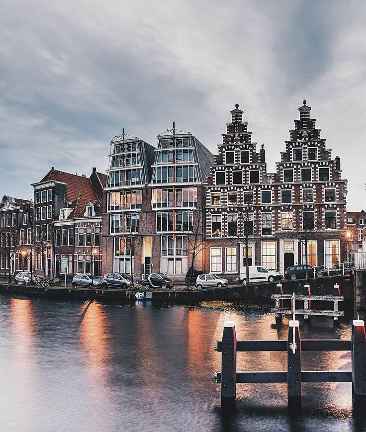 Haarlem, Netherlands by IG een_wasbeer