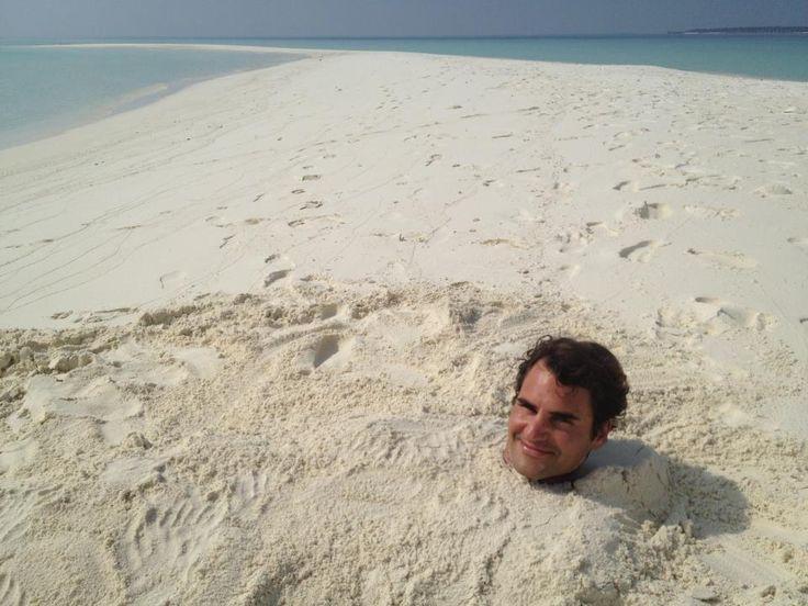 Twitter / FedererNews: Roger Federer posted on ...