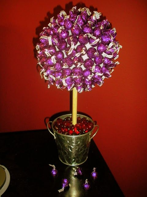 Diy kisses chocolate bouquet google search candy