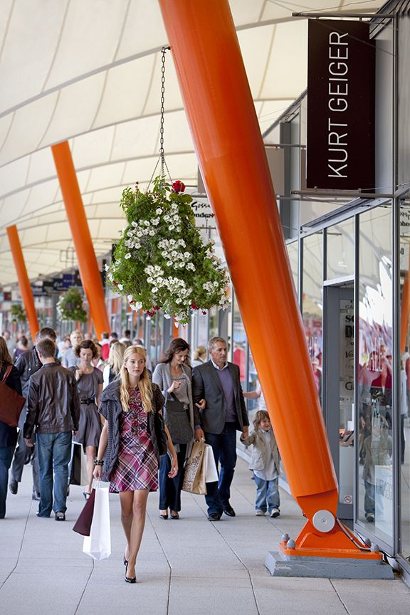 Why not head down to the McArthurGlen Designer Outlet at Ashford for some shopping; you'll find your favourite brands at up to 60% less!