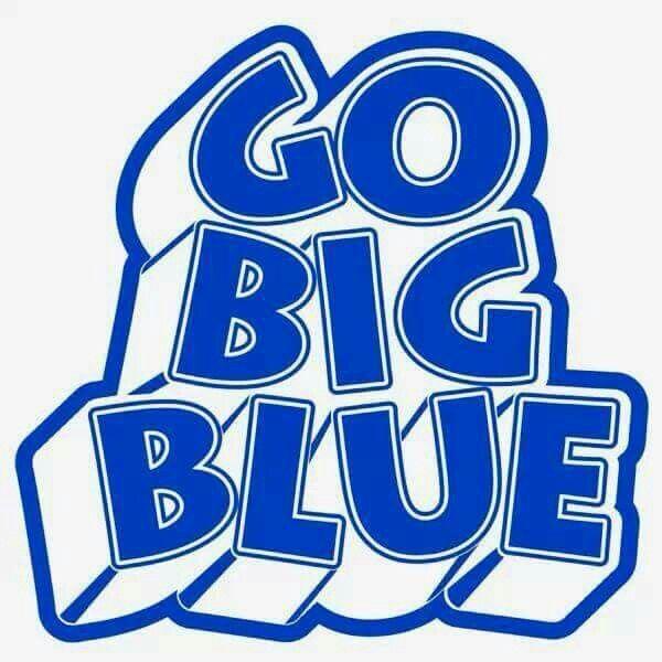 Go Big Blue!!! - Kentucky - 78 -- Alabama - 53 (21-7)