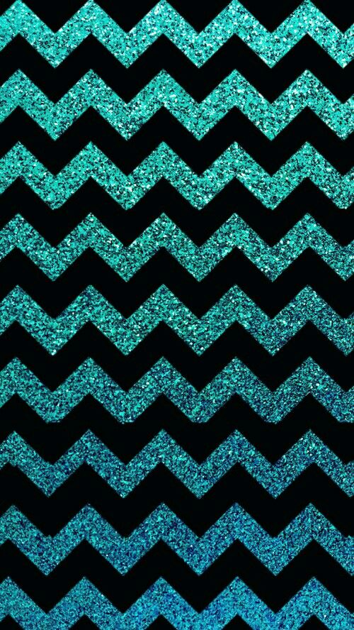 Chevron Background Wallpaper Glitter